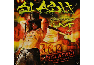 Slash - Made In Stoke 24/7/11 - (CD)