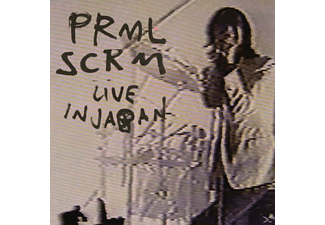 Primal Scream - Live In Japan - (Vinyl)