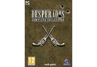 DESPERADOS COMPLETE EDITION (EU) PC