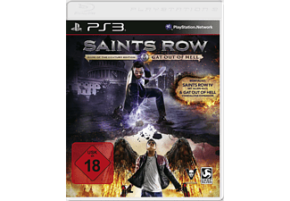 Saints Row IV - Game of the Year Edition (Software Pyramide) - PlayStation 3