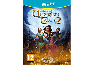 THE BOOK FROM UNWRITTEN TALES 2 (EU) Nintendo Wii U