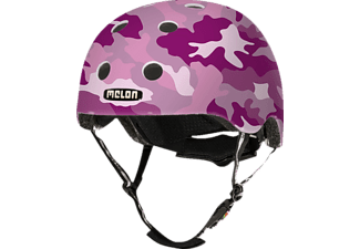 MELON Urban Active CAMOUFLAGE PINK M-L