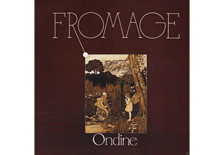 Fromage - Ondine [CD]