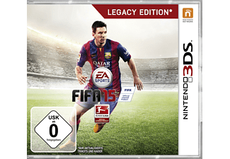 FIFA 15 Legacy Edition (Software Pyramide) [Nintendo 3DS]