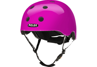 MELON Urban Active PINKEON GLOSSY XL-XXL Fahrradhelm