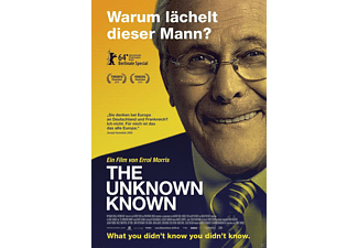 THE UNKNOWN KNOWN - (DVD)