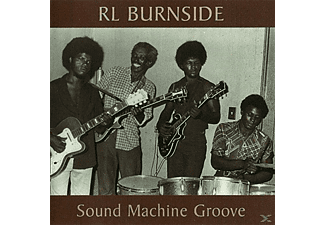 R.L. Burnside - Sound Machine Groove (Vinyl) - (Vinyl)