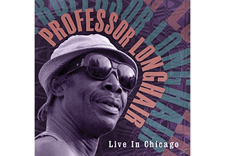 Professor Longhair - Live In Chicago [Vinyl]
