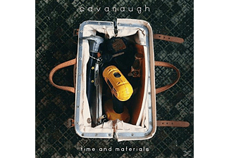 Cavanaugh - Time And Materials (Vinyl) - (Vinyl)