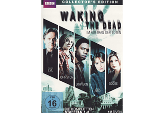 Waking The Dead - Collector's Edition - Staffel 1-3 - (DVD)