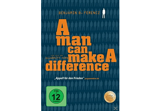 A Man Can Make a Difference - (DVD)