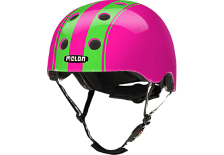 MELON Urban Active DOUBLE GREEN PINK GLOSSY XL-XXL