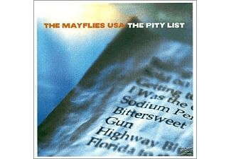 Mayflies Usa - The Pity List [CD]