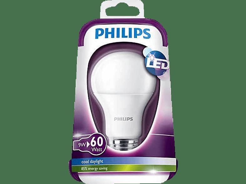 PHILIPS LED9/E27FR/CDL 60W E27 CDL 230V A60 FR ND/4 είδη σπιτιού   μικροσυσκευές φωτισμός λάμπες led αξεσουάρ φωτισμός led
