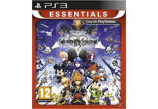 KINGDOM HEARTS HD 2.5 REMIX ESSENTIALS PS3