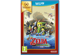 The Legend of Zelde: The Wind Waker HD Wii U