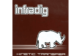 Infradig - Kinetic Transfer - (CD)