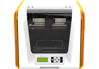 XYZ PRINTING 3F1J0XEU00E Da Vinci Junior, 3D Drucker, Orange