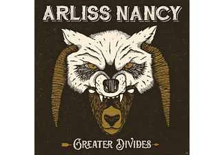 Arliss Nancy - Greater Divides [CD]