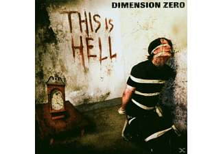 Dimension Zero - This Is Hell - (CD)