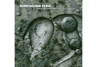 Dimension Zero - Penetrations From The Lost World - (CD)