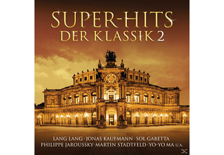 VARIOUS - Super-Hits Der Klassik 2 - (CD)