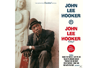 John Lee Hooker - John Lee Hooker (The Galaxy Lp)+8 Bonus Tracks [CD]