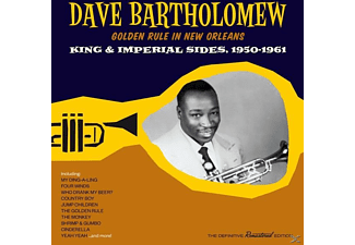 Dave Bartholomew - Golden Rule In New Orleans-King & Imperial Sides - (CD)