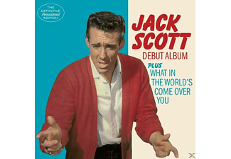 Jack Scott - Debut Album+What In The World's Come Over You [CD]