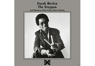 Frank Butler - The Stepper - (CD)