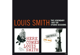 Louis Smith - The Legendary 1957-59 Studio Session - (CD)