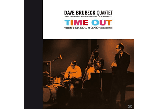 The Dave Brubeck Quartet - Time Out-The Stereo & Mono Versions (Ltd.180g V - (Vinyl)