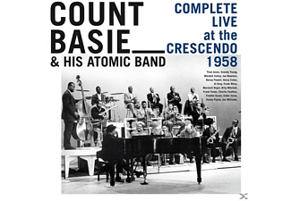 Count Basie - Complete Live At The Crescendo 1958 - (CD)