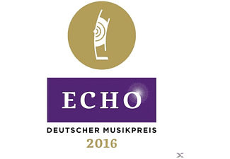 VARIOUS - Echo 2016 - (CD)