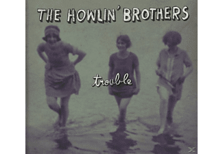 Howlin Brothers - Trouble - (CD)