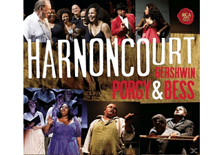 Nikolaus Harnoncourt Chamber Orchestra Of Europe - Porgy & Bess [CD]