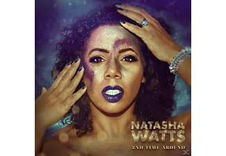 Natasha Watts - 2nd Time Around - (CD)