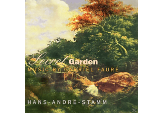 Hans-andré Stamm - Secret Garden - (CD)