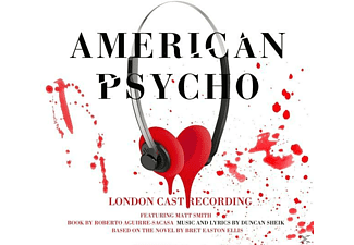 Musical Cast Recording - American Psycho-London Cast Recording [CD]