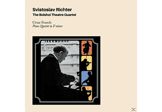 Sviatoslav Richter - Cesar Franck: Piano Quartet In F Minor+Bonus Tra - (CD)