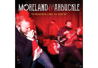 Moreland & Airbuckle - Promised Land Or Bust - (CD)