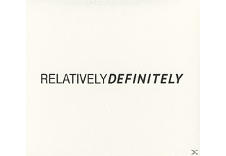 Oliver Schories - Relatively Definitely - (CD)