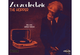 Zouzoulectric - The Hopper - (CD)