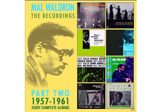 Mal Waldron - The Recordings Part Two, 1957-1961 - (CD)