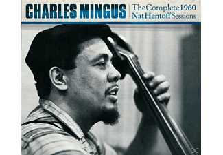 Charles Mingus - The Complete 1960 Nat Hentoff Sessions - (CD)