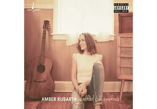 Amber Rubarth - Scribbled Folk Symphonies - (CD)