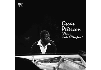 Oscar Peterson - Plays Duke Ellington-Ltd.Edt 180g Vinyl - (Vinyl)