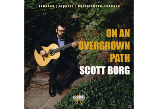 Scott Borg - On An Overgrown Path - (CD)