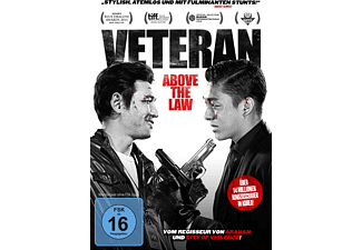 Veteran - Above The Law - (DVD)