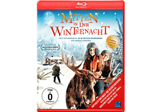 Mitten in der Winternacht - (Blu-ray)